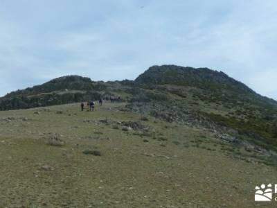 La Tornera ; Pico Porrejón – Sierra de la Puebla;senderismo en la comunidad de madrid foros sende